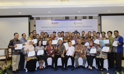 Leadership Development Program Menuju Transformasi Bisnis