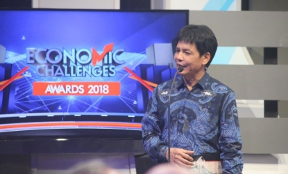 Pupuk Indonesia Raih Penghargaan Economic Challenges Award 2018