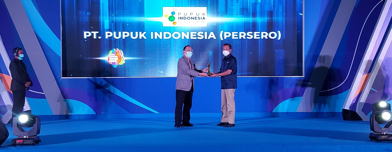 PUPUK INDONESIA GRUP RAIH 8 PENGHARGAAN DALAM AJANG BUMN MARKETING and BRANDING AWARDS 2020